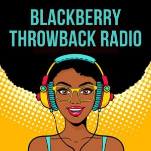 Blackberry Throwback Radio